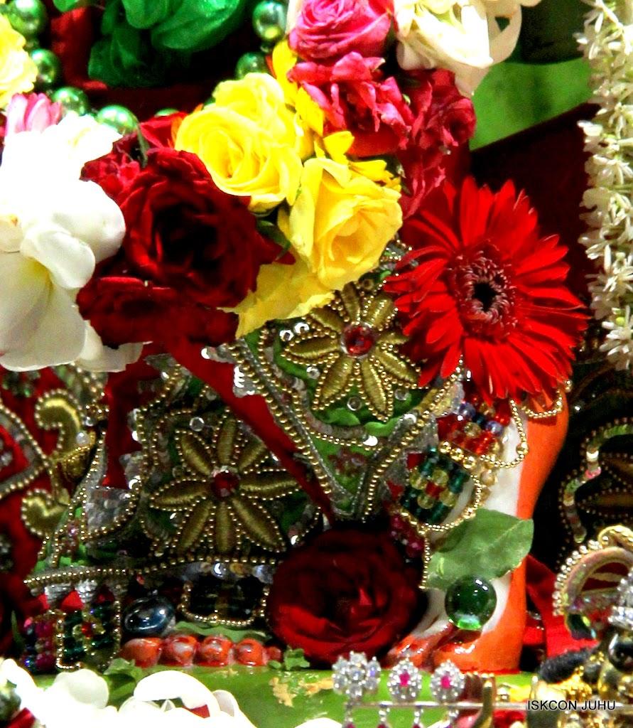 ISKCON Juhu Sringar Deity Darshan on 3rd May 2016 (19)