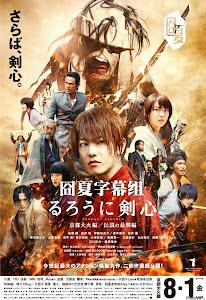 Lãng Khách Kenshin 2 (Sát Thủ Huyền Thoại 2 ) - Rurouni Kenshin Kyoto Inferno poster