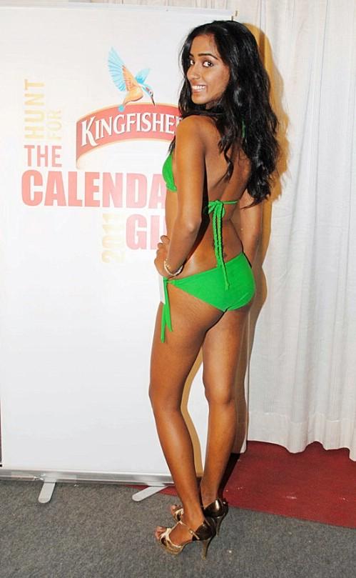 KingFisher calender girls 2011