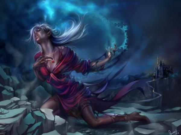 Life Of Crafty Sorceress, Magic And Spells 2