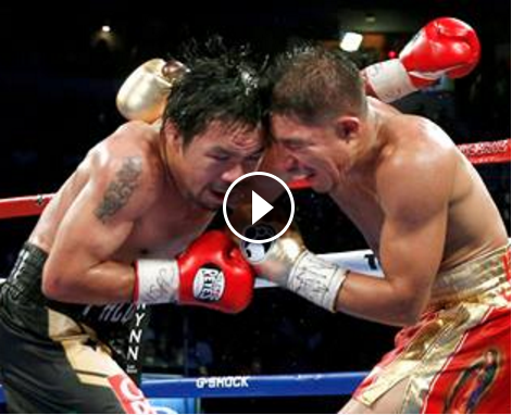 Image of Replay | Watch Pacquiao vs Vargas Full Video