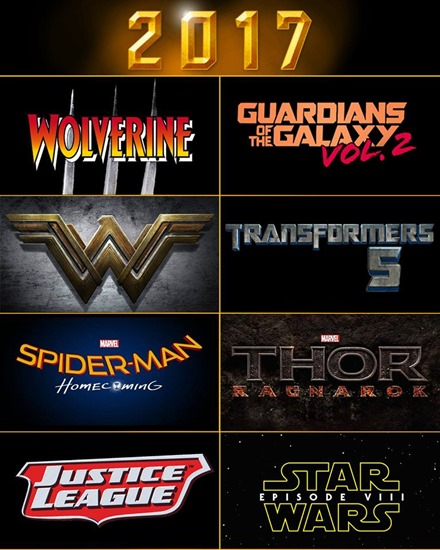 2017 Superhero Movies