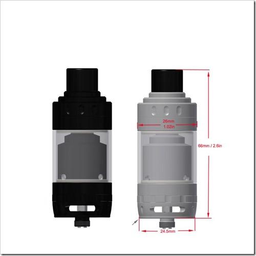 cthulhu v3 4%25255B5%25255D - 【海外】最新3本バッテリーSigelei Snowwolf 218W TC Box Mod、シングルコイルビルドもできるCthulhu V3 RTA Tankなど