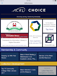 ACRL-Choice- screenshot thumbnail