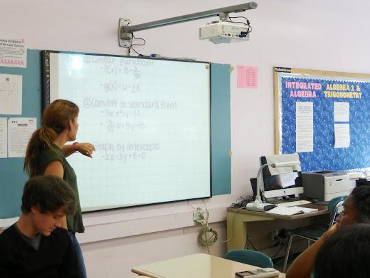 Collaborative Teaching Laboratory : Nyc lab school for collaborative studies insideschools