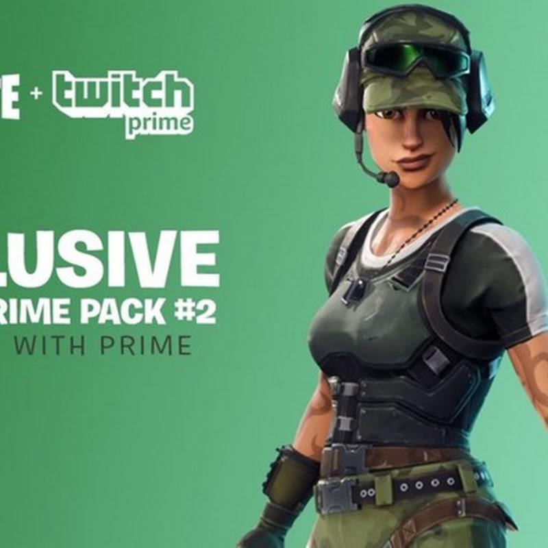 Novas skins para membros twitch prime