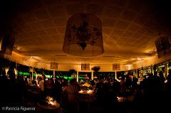 Foto 1528. Marcadores: 07/11/2008, Casa de Festa, Itanhanga Golf Club, Marta e Bruno, Rio de Janeiro