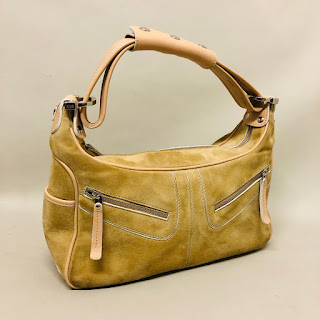 Tod's Suede Bag