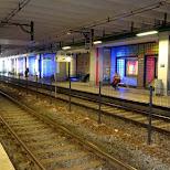 station Zoetermeer in Den Haag, Zuid Holland, Netherlands