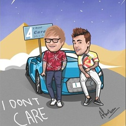 Justin Bieber ft. Ed Sheeran – I Don't Care download grátis