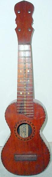 La Melodia Soprano Ukulele circa 1922