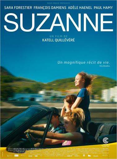 Σουζάν Suzanne Poster