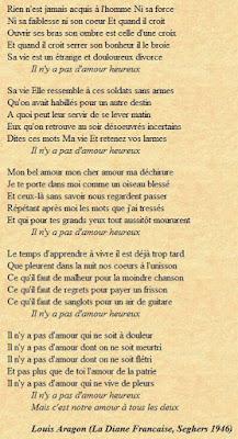 poème amour