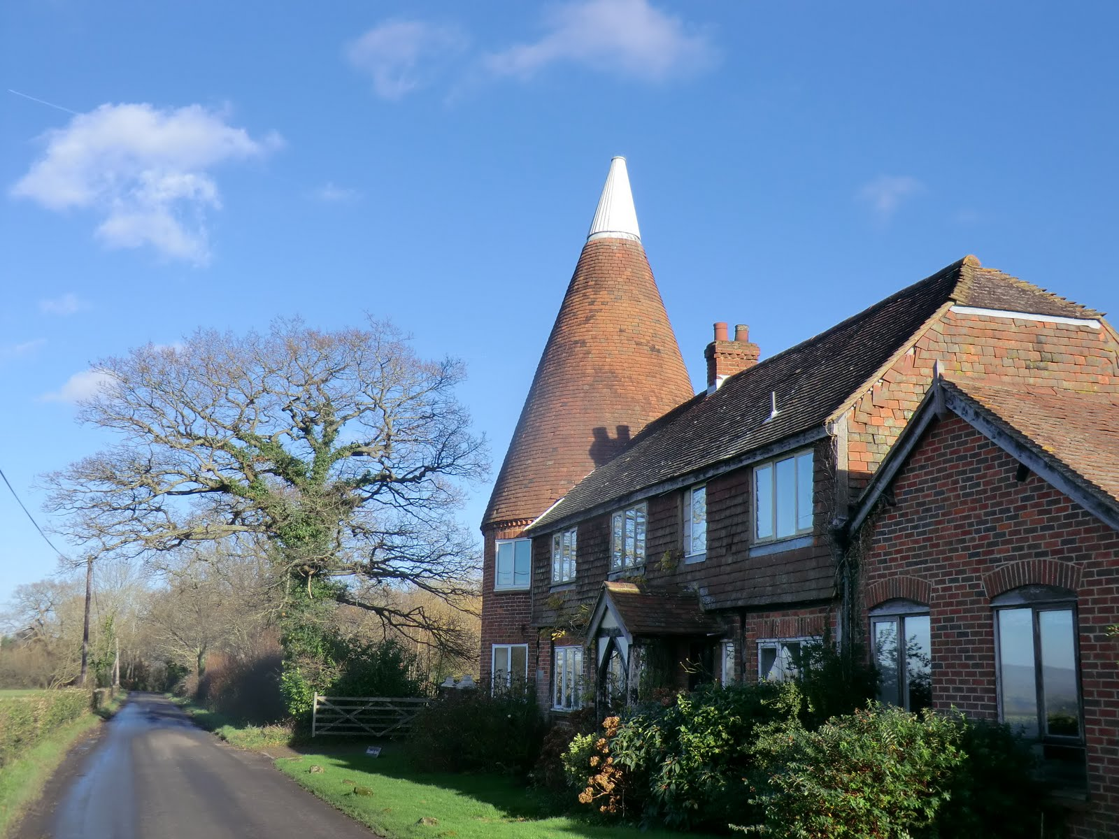 CIMG1809 Silcocks Farm on Old House Lane