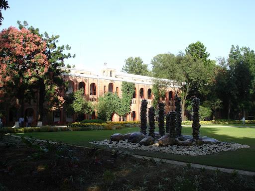 The Doon School Main Building