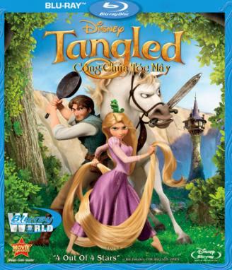 Công chúa tóc mây - Tangled (Vietsub)