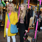 OIC - ENTSIMAGES.COM - Meg Matthews and Anais Gallagher at the Monki - party in Carnaby St  London  8th April 2015 Photo Mobis Photos/OIC 0203 174 1069