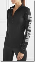 Nike Pro Warm Stretch Jersey Top