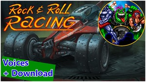 rockn'roll racing voices collection download