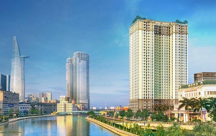 Căn hộ chung cư tại The Tresor 39 Bến Vân Đồn, Phường 12, Quận 4, Hồ Chí Minh