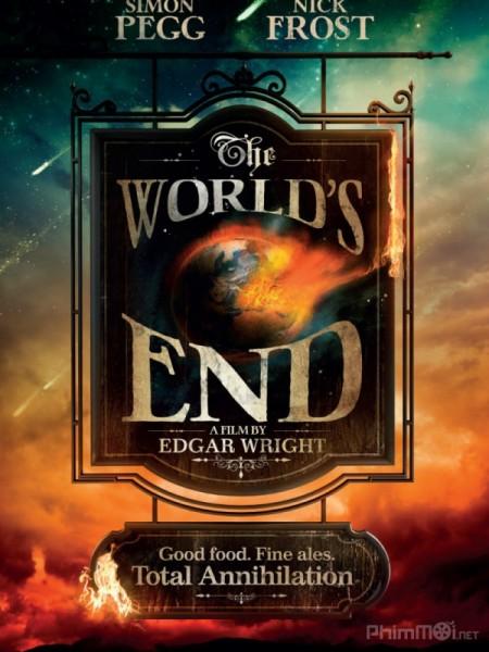 Ngày Tận Thế - The World's End