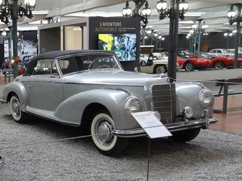 2017.08.24-187.2 Mercedes-Benz Cabriolet 300S 1955