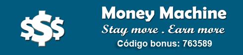 Money Machine banner