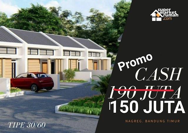 Rumah di daerah Nagreg Hanya 150 Juta-an