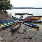 El descuidado puerto de Yaguará