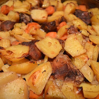 Pork & Potatoes