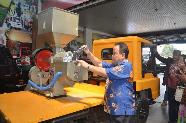 PT KMWI Akan Produksi 15 Ribu Unit AMMDes Pada Awal 2019