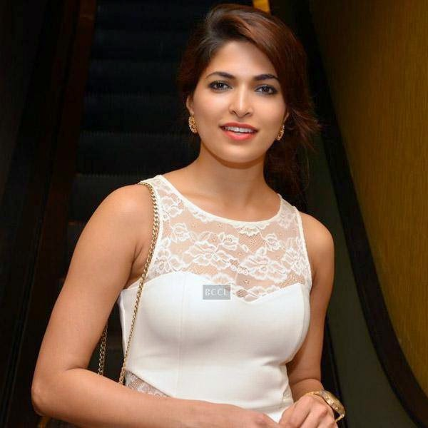 Parvathy Omanakuttan at the premiere of Bollywood movie Pizza, held at PVR in Mumbai, on July 21, 2014.(Pic: Viral Bhayani)