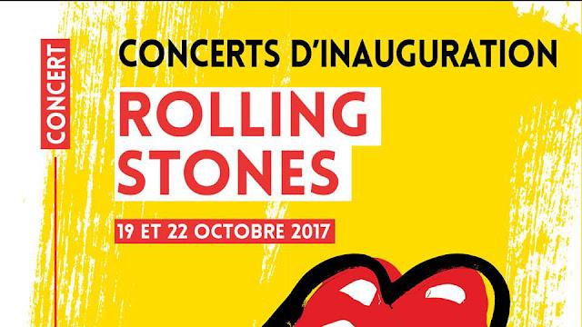 Tour Dates : THE ROLLING STONES World Tour 2017