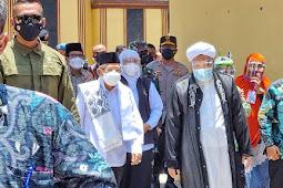 Forkopimda Dampingi Kunjungan Wakil Presiden RI di Jatim*