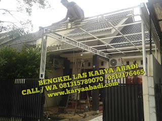 kanopidak berisiki minimalis atap alderon tidak panas dan t