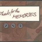 GG0920-D Thanks for Memories