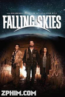 Bầu Trời Sụp Đổ 1 - Falling Skies Season 1 (2011) Poster