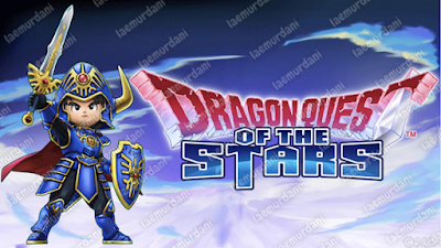 Game MMORPG Terbaik Dragon Quest of the Stars
