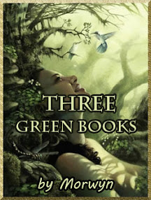 Cover of Morwyn's Book 3 Green Books