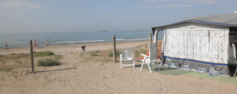 Camping Las Salinas Tarragona