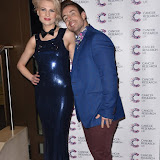 OIC - ENTSIMAGES.COM -  Chloe Jasmine and Stevi Ritchie   at the James Ingham's Jog-On to Cancer in London 7th April  2016 Photo Mobis Photos/OIC 0203 174 1069