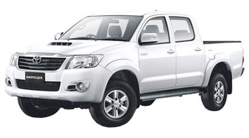 New Hilux Facelift 2011