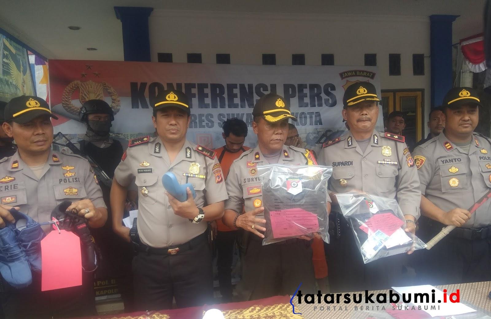 Polres Sukabumi Kota Bentuk Satgas Kejahatan Jalanan