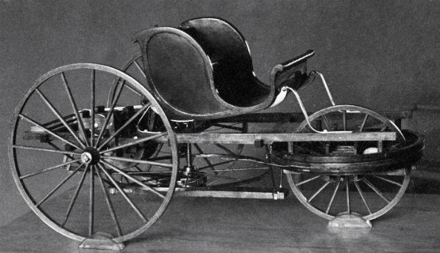 коляска кулибина