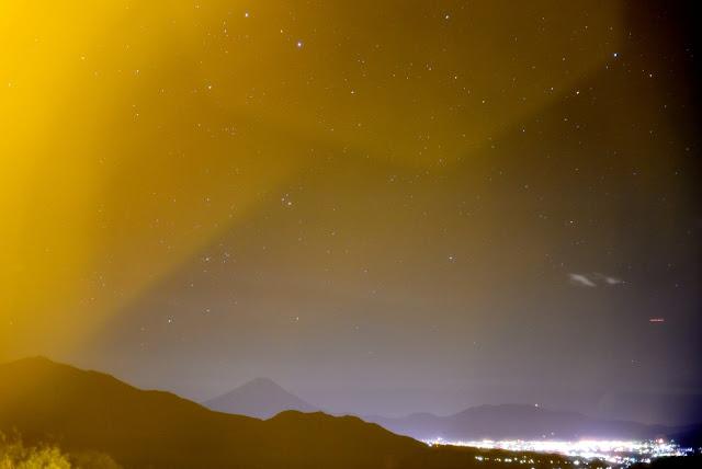八ヶ岳高原大橋 夜