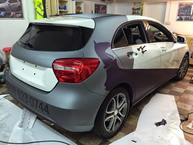 London Window Tinting >> Vehicle Branding | Car Wrap London - Wrapping Cars