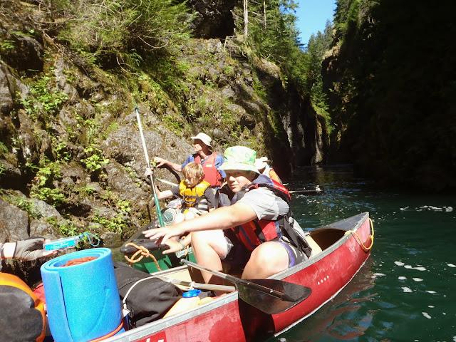 Ross Lake July 2014 - P7110128.JPG