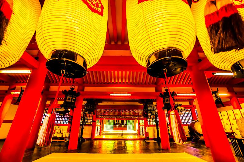 宮島 厳島神社 御本社 拝殿2