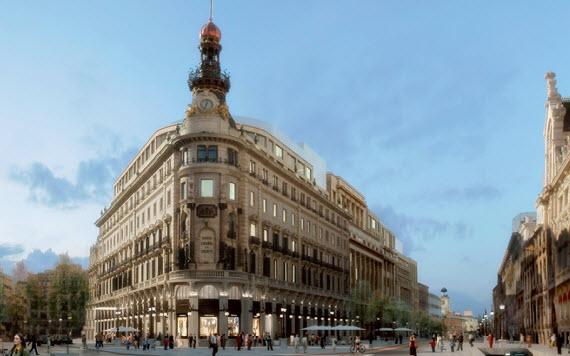 Presentado el Proyecto de remodelación de la manzana de Canalejas