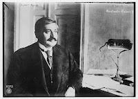 """Mehmet Talaat war Innenminister und ab Februar 1917 Regierungschef (""""Großwesir"""") des Osmanischen Reichs, Quelle: Bildarchiv Preußischer Kulturbesitz"""